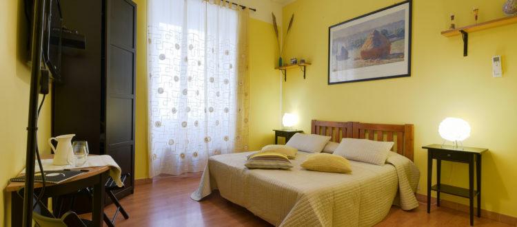 Rome Vatican B&B Stanza Monet
